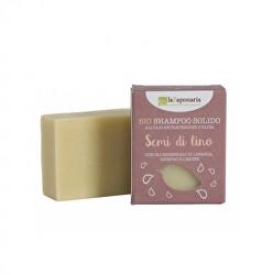 Tuhý šampon se lněným olejem BIO 100 g