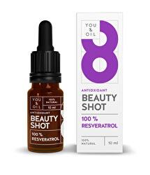 You & Oil Beauty Shot 100% Resveratrol 10 ml