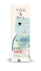 You & Oil KIDS Nachlazení 10 ml