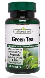 Zelený čaj 10 000 mg - 60 tablet