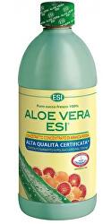 Aloe Vera ESI - šťava s červeným pomarančom 1 l