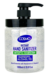 Dezinfekční gel na ruce s antibakteriální přísadou 1000 ml