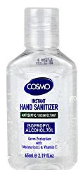 Dezinfekčný gél na ruky s antibakteriálnou prísadou 65 ml