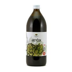 Artičok - 99,8% šťava z artičokov 1000 ml