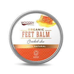 """Balsam pentru picioare """"pielea crăpată"""" WoodenSpoon 60 ml"""