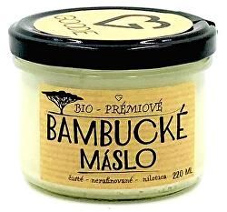 Bambucké máslo - Nilotica - BIO Fairtrade 220 ml