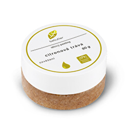 Bebutter Tělový peeling citronová tráva 80 g