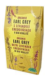 BIO Earl grey sypaný s Levandulí chodouňskou 30 g