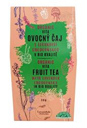 BIO Vitafruit sypaný čaj s Levandulí Chodouňskou 30 g