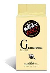 Káva mletá Vergnano Gran aroma 250 g vacuum