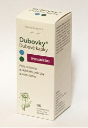 Dubovky - Dubové kvapky RK SE 100 ml - Špeciálna edícia