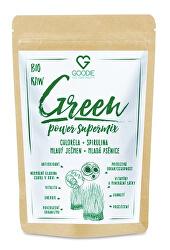 Green Power Supermix BIO 150 g (chlorela + spirulina + ječmen + pšenice)