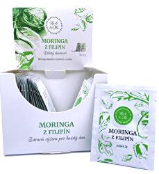 Moringa z Filipín v prášku, 30 x 2 g sáčky - měsíční kúra