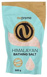 Himalájská sůl růžová koupelová 500 g