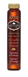 Hydratačný olej na vlasy - makadam.olej 18 ml
