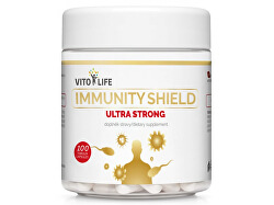 IMMUNITY SHIELD Ultra Strong (silný produkt na imunitu) 100 tobolek