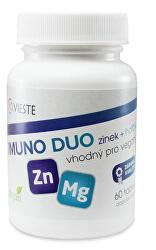 Imuno Duo zinek + hořčík 60 tablet