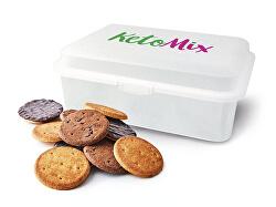 Proteinové sušenky + svačinová krabička ZDARMA