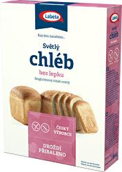 Chléb světlý bez lepku 500 g