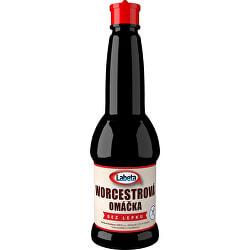 Worcesterská omáčka bez lepku 205 g