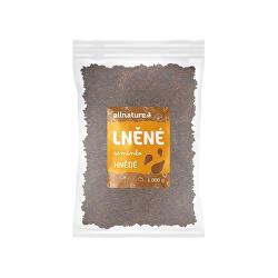 Lněné semínko hnědé 1000 g