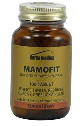 Mamofit - napätie v prsníkoch, 100 tabliet