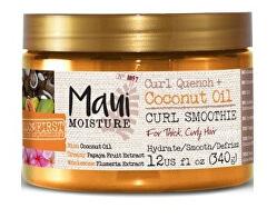 MAUI maska pro husté kudrnaté vlasy + kokos.olej 340 g