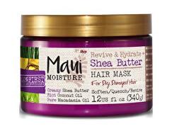 MAUI oživující maska+Shea Butter pro zničené vlasy 340 g