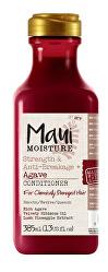 MAUI posilující kondicioner pro chemicky zničené vlasy + Agave 385 ml