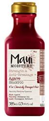 MAUI posilující šampon pro chemicky zničené vlasy + Agave 385 ml