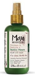MAUI posilující sprej pro slabé vlasy + bambusové vlákno 236 ml