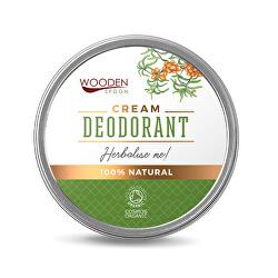 Deodorant cremos natural ¨Herbalise Me¨ Wooden Spoon 60 ml