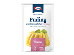 Puding vanilkový bez lepku 40 g