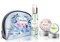 Pure beauty - sada přírodní kosmetiky pro ženskou krásu BIO