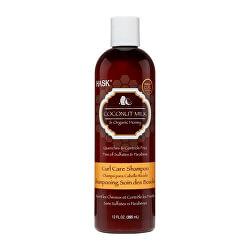 Šampón pre Kudr. vlasy kokos. mlieko-org.med 355 ml