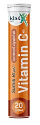 Šumík Klas Vitamin C 500 mg 20 tablet