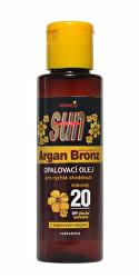 Arganový opalovací olej OF 20 100 ml