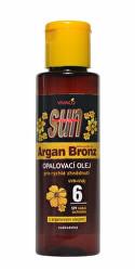 Arganový opaľovací olej OF 6 100 ml