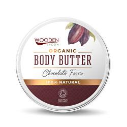 Tělové máslo Čokoládová horečka 100 ml