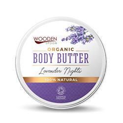 Tělové máslo Levandulové noci 100 ml