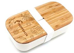 Lunch Box M - Fehér