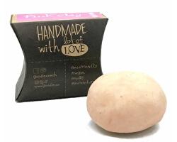 Tuhý šampon Pink Clay 45 g