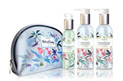 Znovuzrozená - sada přírodní kosmetiky do sprchy BIO