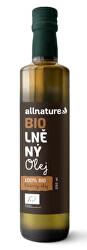 Ľanový olej BIO 250 ml