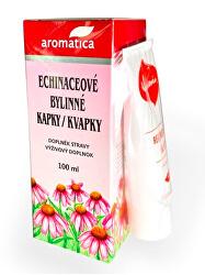 Echinaceové kapky 100 ml + Kosmín na rty ZDARMA