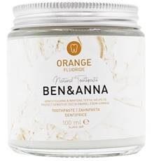 Fogkrém fluoriddal és naranccsal 100 ml