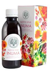 Inuma bylinný sirup na podporu imunity s echinaceou a rakytníkom 200 ml