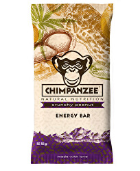 Energy bar Crunchy Peanut 55 g