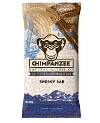Energy Bar Dark Chocolate - Sea Salt 55 g