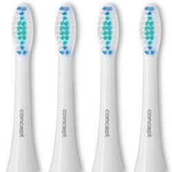 ZK0001 Náhradní hlavice k zubním kartáčkům ZK4000, ZK4010, ZK4030, ZK4040, Daily Clean, 4 ks